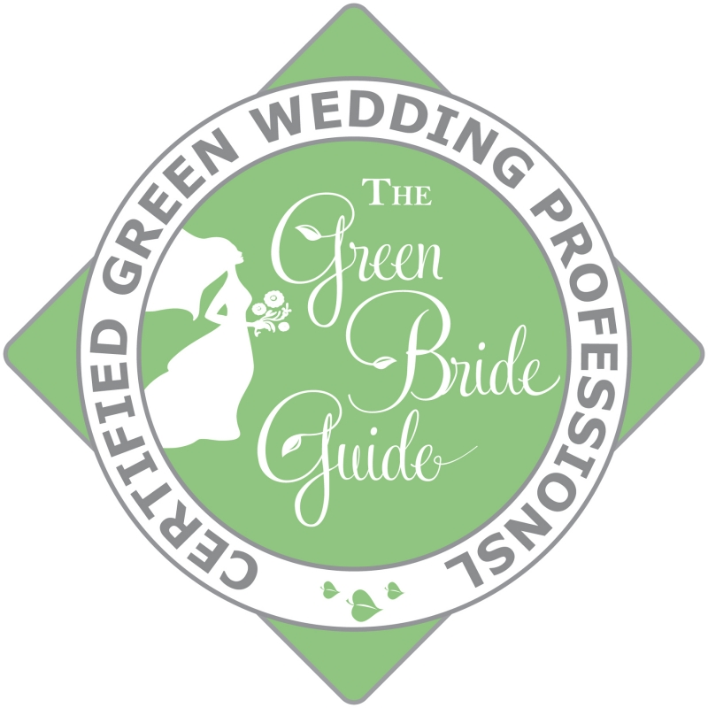green wedding professionals